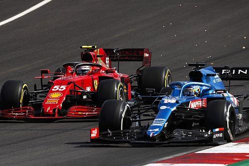 Leclerc Waspadai Alpine sebagai Rival Berat Ferrari