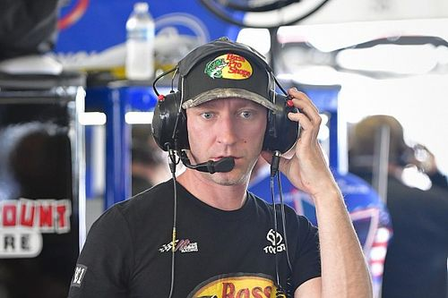 Ed Carpenter Racing signs ace NASCAR crew chief Pearn for Indy