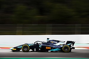 Sette Camara sets pace on second day of F2 test