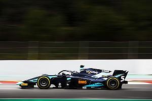 Sette Câmara lidera segundo dia dos testes de Barcelona na F2