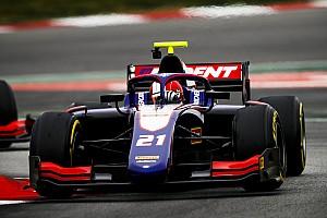 Fotostrecke: Die Schweizer Ralph Boschung, Louis Delétraz und das Sauber Junior Team an den Formel-2-Tests in Barcelona