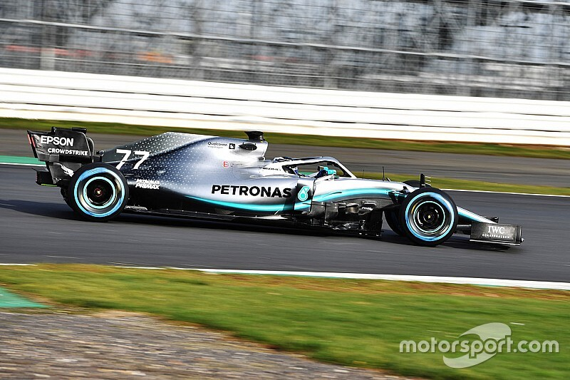 Mercedes focused on making W10