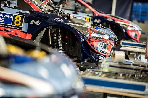 WRC 2021: ogni vettura avrà solo 2 motori per la stagione