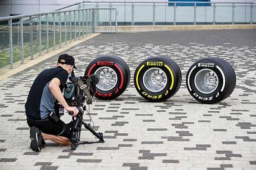 F1 Revisi Kerja Sama dengan Pirelli hingga 2024