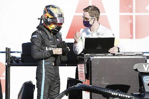 Bejelentette jövő évi párosát a Mercedes