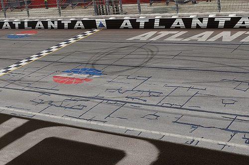 На виртуальном овале в Атланте завершился второй сегмент киберчемпионата NASCAR