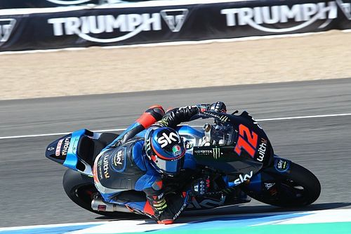 Moto2 - GP de Andalucía: Bezzecchi se estrena en la pole
