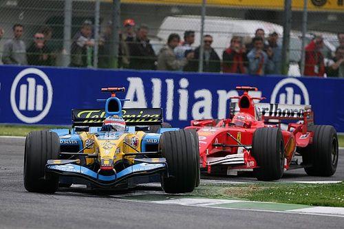 The Ferrari model behind Alpine's F1 push