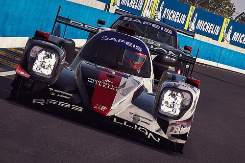 Le Mans 24 Virtual winners join Virtual Race of Champions grid