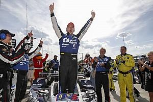 IndyCar Yarış raporu Detroit IndyCar: İkinci yarışı da kazanan Rahal duble yaptı