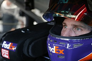 NASCAR Cup Race report Hamlin takes Stage 3 win in Coca-Cola 600