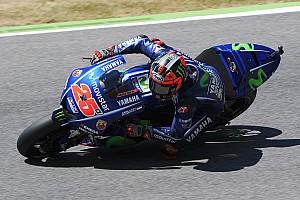 MotoGP Relato de classificação Viñales derrota Rossi e marca pole em Mugello