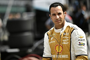 IndyCar Interview Castroneves