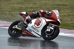 Moto2 速報ニュース 中上貴晶「転ばずにチェッカーを受けることが大前提だった」/IDEMITSU Honda Team Asiaプレスリリース