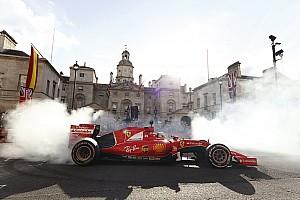 Formula 1 Top List GALERI: Foto-foto terbaik dari F1 Live London