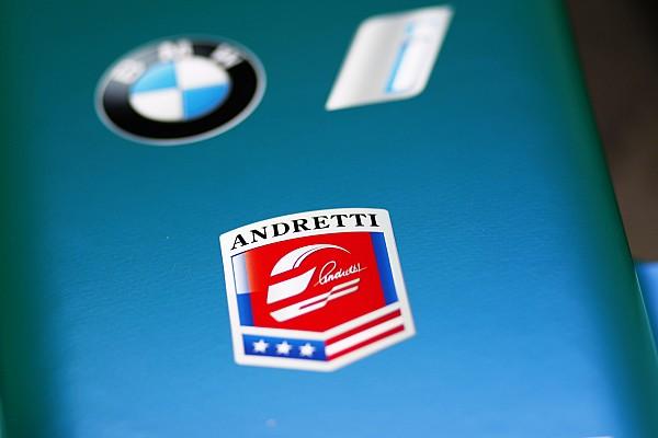 BMW accroît son implication chez Andretti plus tôt que prévu