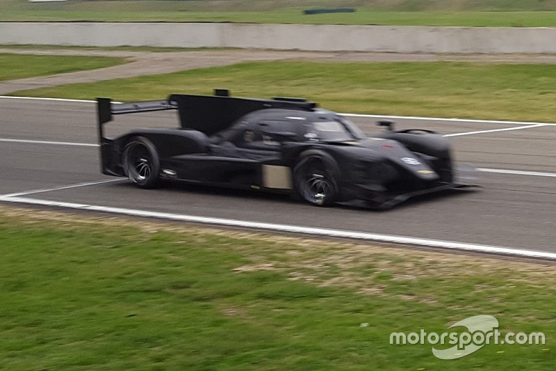 Spyshots - La nouvelle BR1 LMP1 réalise un test secret