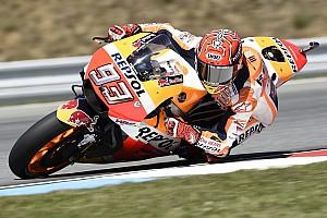 MotoGP Gara Marquez, che vittoria a Brno. Disastro Ducati e Yamaha nelle strategie