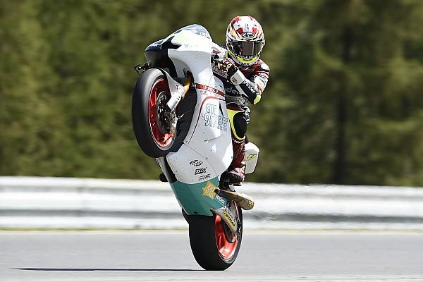 Moto 2: Aegerter zurück in Top Ten, Raffin steigert sich