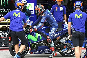 MotoGP Важливі новини Віньялес: Yamaha не варто ще раз змінювати шасі