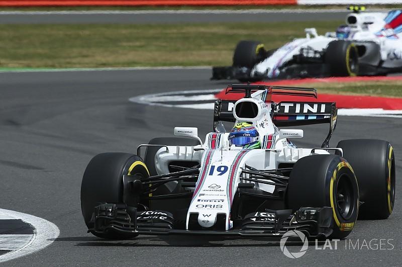 F1-Kolumne von Felipe Massa: Schadensbegrenzung in Silverstone