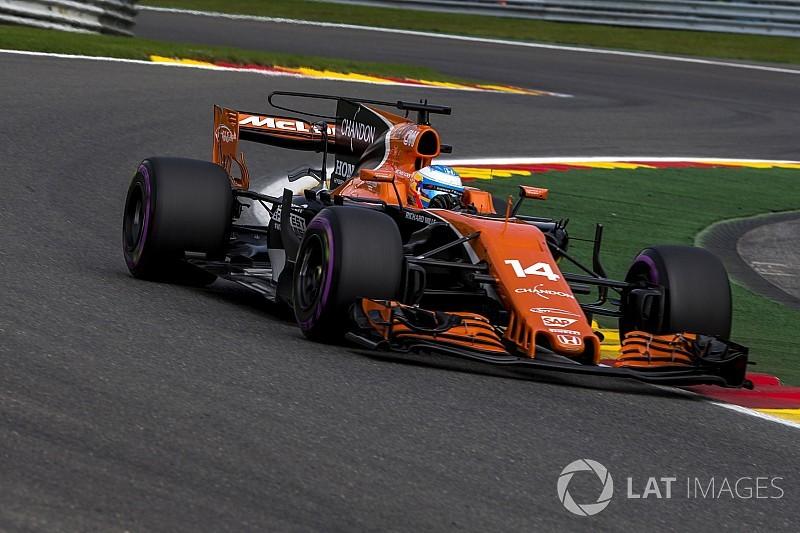 Pourquoi passer Pouhon à fond a gâché les qualifications d'Alonso