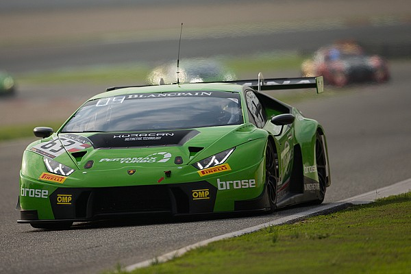 Blancpain Endurance Репортаж з гонки Гонщики Grasser Lamborghini стали чемпіонами Blancpain Endurance