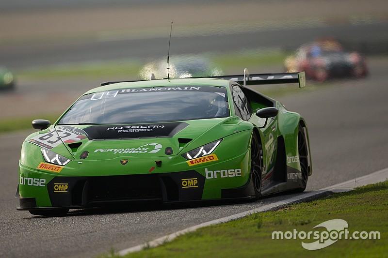 Blancpain GT Barcelona: Lamborghini kampioen, Mercedes zegeviert