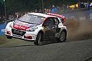 Ралли-Кросс Леб и Peugeot останутся в WRX в сезоне 2018 года
