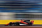 Formula 1 Alonso: McLaren losing three seconds on Sochi's straights