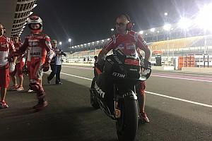 MotoGP Noticias de última hora Lorenzo prueba el 'hammerhead' en su Ducati