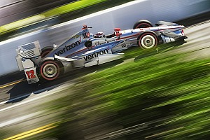 """IndyCar Breaking news New Turn 3 makes St. Pete """"more technical,"""" says Power"""