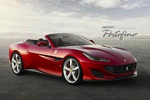 Prodotto Ultime notizie Ferrari svela il suo ultimo gioiello: ecco la Portofino