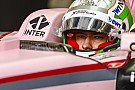 Formula 1 Celis gets two F1 practice outings with Force India