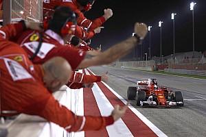 Fórmula 1 Relato da corrida Vettel vence no Bahrein e se isola na ponta do campeonato