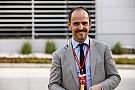 """""""我""""在F1围场的工作:颁奖仪式司仪"""