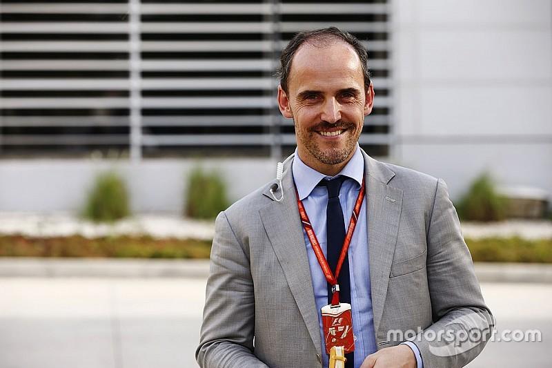 Mi trabajo en F1… El maestro de ceremonias del podio