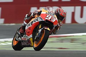 MotoGP Breaking news Marquez resigned to Honda deficit for rest of 2017