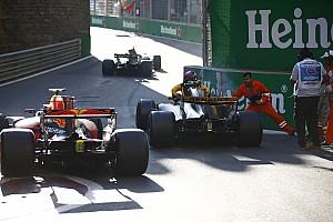 FIA changes kerbs at Baku's tricky Turn 8