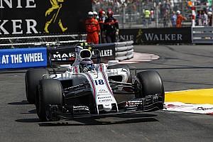 Formule 1 Réactions Rien n'a changé pour Williams à Monaco