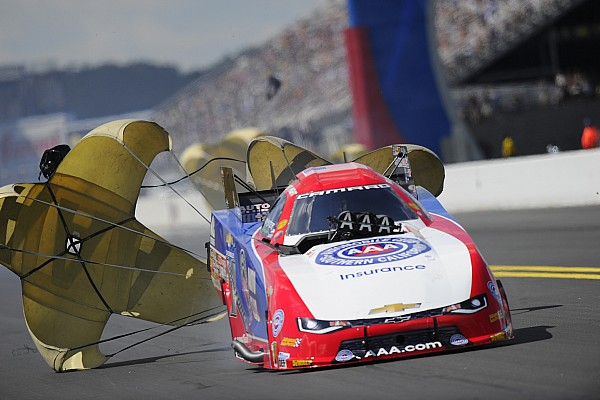 Hight, Millican, Butner and Arana Jr. secure preliminary No. 1 qualifiers at Dodge NHRA Nationals