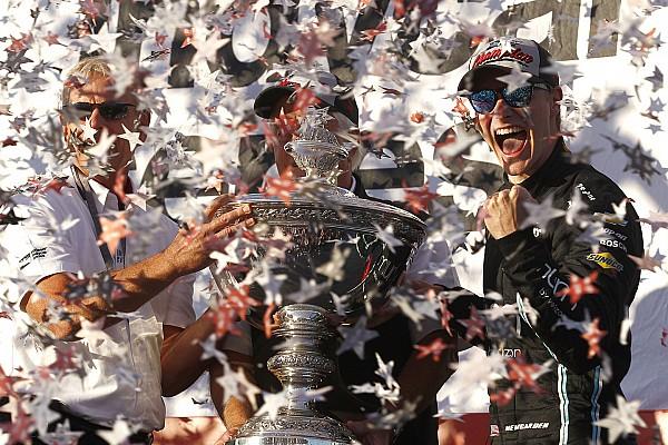 IndyCar Ньюгарден стал новым чемпионом IndyCar