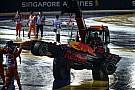 فورمولا 1 فيرشتابن: فيتيل لم يعتذر عن حادث انطلاقة سباق سنغافورة