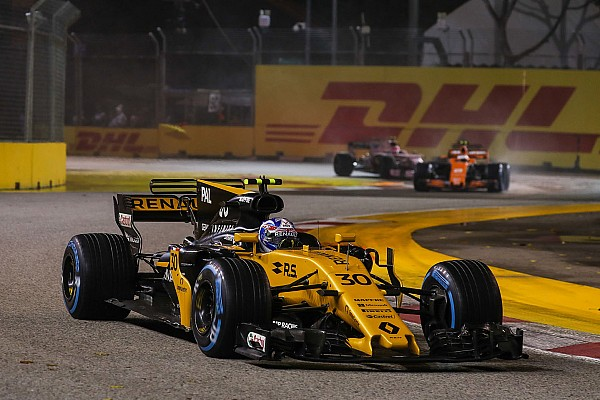 """Fórmula 1 Após 6º, Palmer diz que sairá da Renault """"de cabeça erguida"""""""