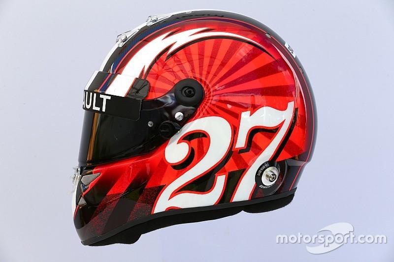 Die Helme der Formel-1-Fahrer 2017