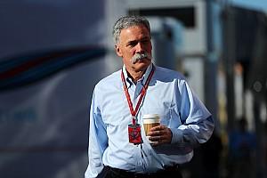 F1 Noticias de última hora Carey, dispuesto a cambiar el