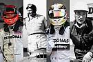 11 зірок Mercedes у Формулі 1