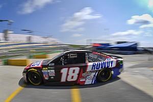 NASCAR Cup Qualifyingbericht NASCAR in Kentucky: Pole-Position für Kyle Busch nach Quali-Abbruch
