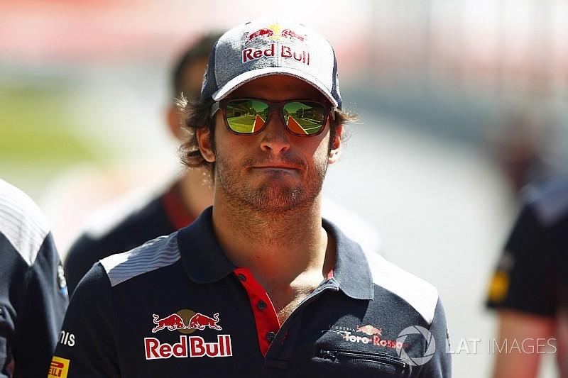 """Sainz: 2018'de Toro Rosso'da kalmam """"pek mümkün değil"""""""
