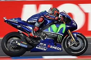 MotoGP Antrenman raporu Arjantin MotoGP: 2. seansta da Vinales ilk sırada